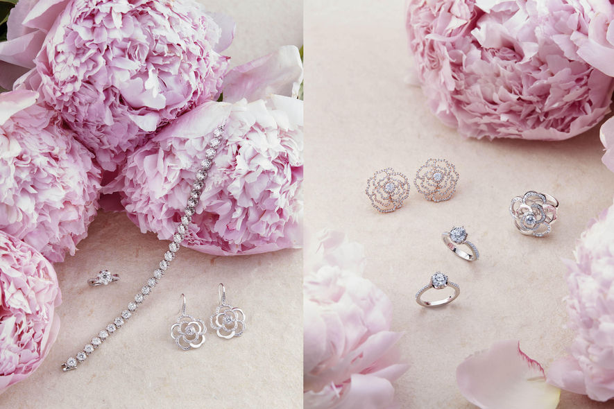 Peonia Diamond,bride,jewelry,珠寶,愛情