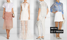 Fashion, 時裝, Online Shopping, Shopping, Street Style, Summer, Mesh, See through